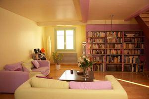 Livingroombeaubourgmaraisapartmentp